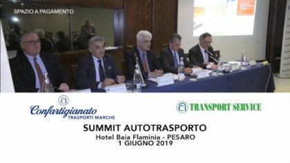 Confartigianato Marche – Summit autotrasporto (1 giugno 2019)