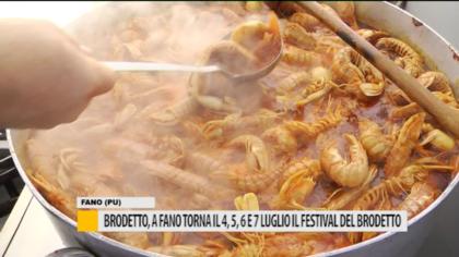 Brodetto, a Fano torna il 4, 5 e 6 luglio il Festival del Brodetto – VIDEO