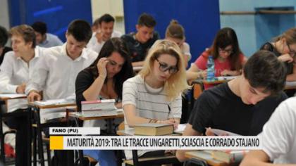 Maturità 2019: tra le tracce Ungaretti, Sciascia e Corrado Stajano – VIDEO