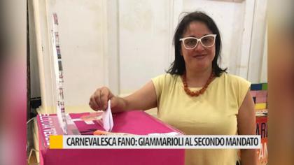 Carnevalesca Fano: Giammarioli al secondo mandato – VIDEO