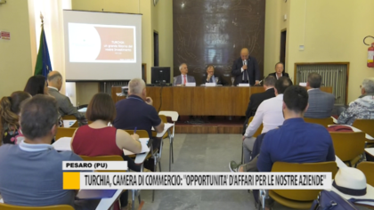 """Turchia, Camera di Commercio: """"Opportunità d'affari per le aziende"""" – VIDEO"""