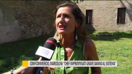 """Confcommercio, Marcolini: """"Chef improvvisati grave danno al sistema""""  – VIDEO"""