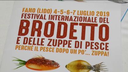 Presentato il Festival del Brodetto: il 4, 5, 6 e 7 luglio al Lido di Fano – VIDEO