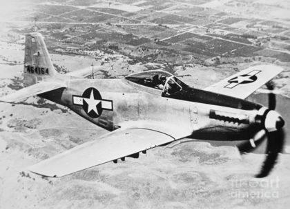 Aerei della Raf, Seconda Guerra Mondiale all'aeroporto di Fano