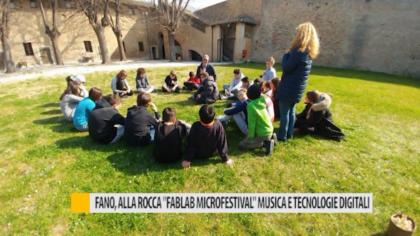 """Fano, alla Rocca """"Fablab Microfestival"""" musica e tecnologie digitali – VIDEO"""