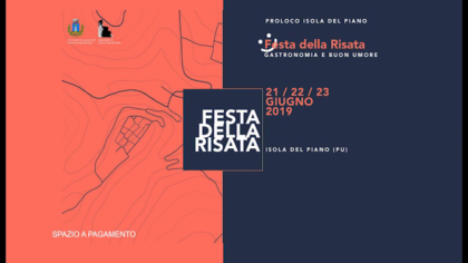 Festa della Risata –  Isola del Piano (23 giugno 2019)