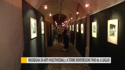 Rassegna di arti multimediali: a Terre Roveresche fino al 6 luglio – VIDEO