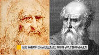 Fano, arrivano i disegni di Leonardo da Vinci: giovedì l'inaugurazione – VIDEO