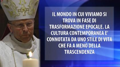 """San Paterniano, messaggio del vescovo: """"Trasformare in realtà il vangelo"""" – VIDEO"""