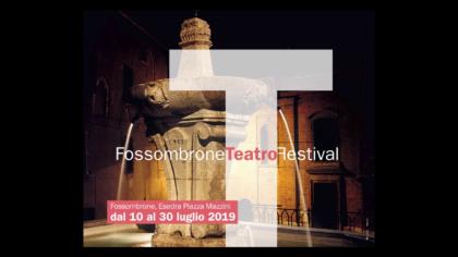 Fossombrone Teatro Festival 2019 – Luigi Lo Cascio
