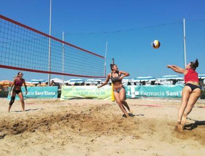 Beach Volley e basket connubio perfetto: week end di Sassonia targato Csi