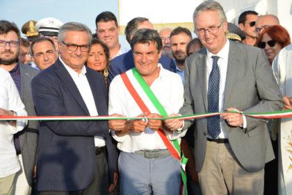 """Inaugurato il nuovo ponte sull'Arzilla, Ceriscioli: """"Struttura bella e funzionale che qualifica l'area"""""""