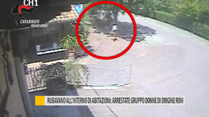 Urbino, furti ai danni di anziani. Arrestata banda composta da sole donne – VIDEO