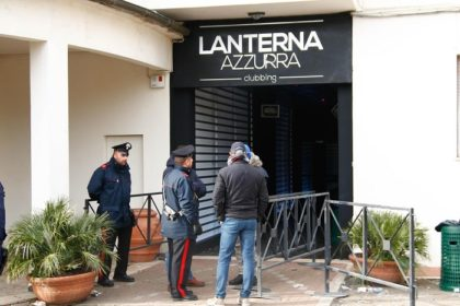 Strage discoteca: dna arrestato trovato su bomboletta spray