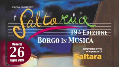 Saltarua – Borgo in musica  (26 luglio 2019)