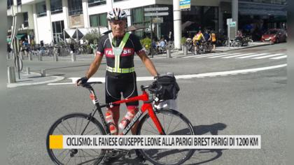 Ciclismo: il fanese Giuseppe Leone alla Parigi Brest Parigi di 1200 km – VIDEO