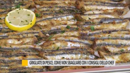 Cucina, ecco i consigli per preparare una grigliata di pesce perfetta – VIDEO