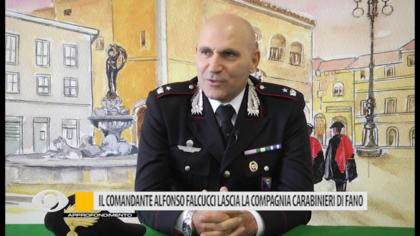 Il Comandante Alfonso Falcucci lascia la compagnia Carabinieri di Fano – Approfondimento