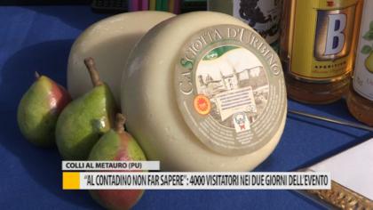 """""""Al contadino non far sapere"""": 4000 visitatori nei due giorni dell'evento – VIDEO"""