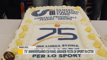 75° Anniversario CSI Fano, grande festa di sport in città – VIDEO