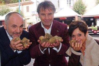 Brunello Cucinelli e Mauro Uliassi entrano a far parte del Grand'Ordine della Ruscella d'Oro
