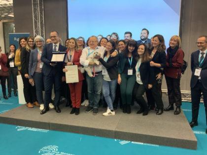 Marche Nord vince premio Sham. Eccellenza nel trattamento chemioterapico orale