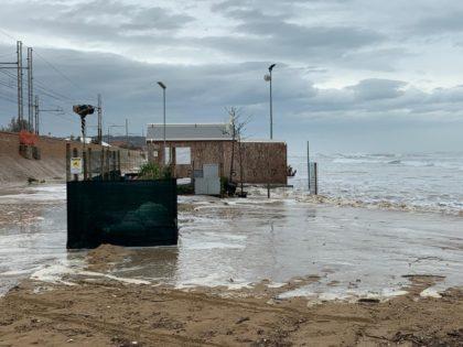 Mareggiata a Fano, l'assessore: inizia la conta dei danni – VIDEO