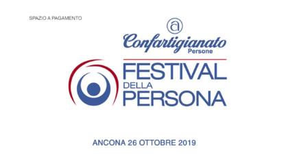 Festival della Persona – Confartigianato – Ancona ( 26 ottobre 2019)