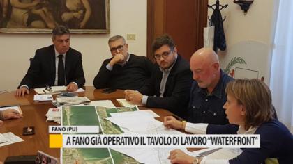 """A Fano già operativo il tavolo di lavoro """"Waterfront"""" – VIDEO"""