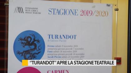 """""""Turandot"""" apre la stagione teatrale della Fondazione Rete Lirica Marche – VIDEO"""