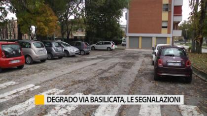 Degrado in via Basilicata zona poderino, le segnalazioni – VIDEO