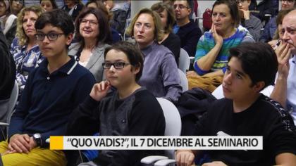 """Il 7 dicembre al seminario l'incontro """"Quo vadis?"""" per aiutare gli studenti – VIDEO"""
