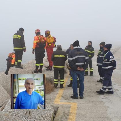 Trovato morto l'anziano allontanatosi da casa ieri sera a Fano – VIDEO