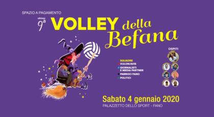 Volley della Befana 2020