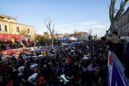 Carnevale di Fano: 64mila euro di incasso per la prima sfilata dei carri
