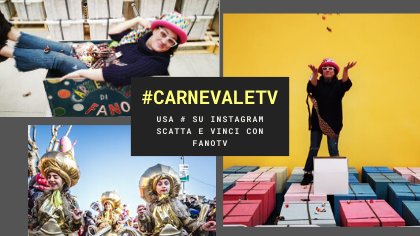 Tutti i segreti e i numeri sul getto di dolciumi del Carnevale di Fano 2020