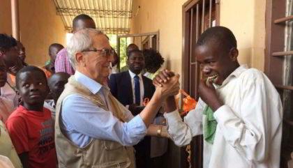 E' morto Italo Nannini, fondatore de L'Africa Chiama. Aveva 83 anni